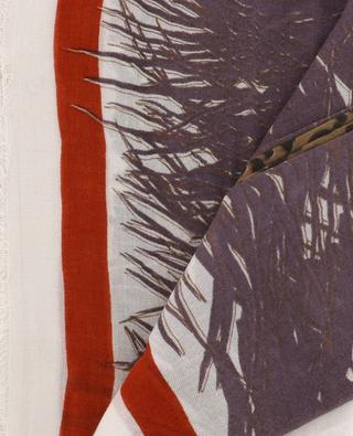 Halstuch aus Kaschmir Pleo HEMISPHERE
