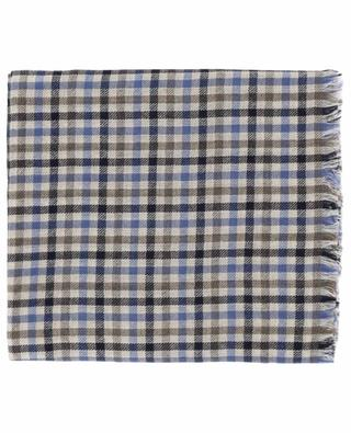 Big cashmere check scarf 19 ANDREA'S 47