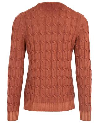 Cashmere cable knit jumper GRAN SASSO