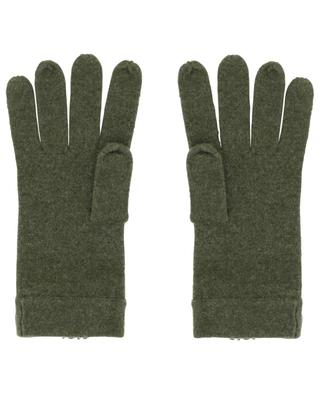 Raja merino wool and cashmere gloves MAX ET MOI