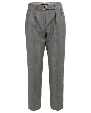 Wool straight trousers BARBARA BUI