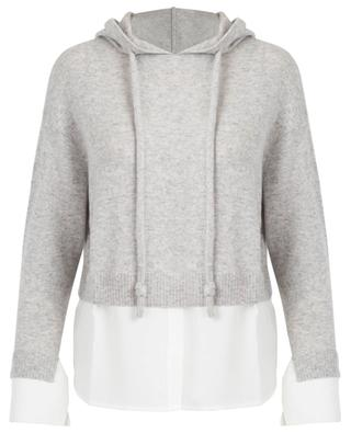 Materialmix-Pullover Relax MAX ET MOI