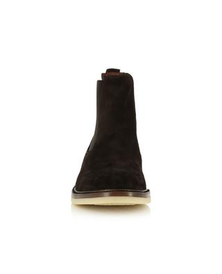 Winter Beatle Walk suede ankle boots LORO PIANA