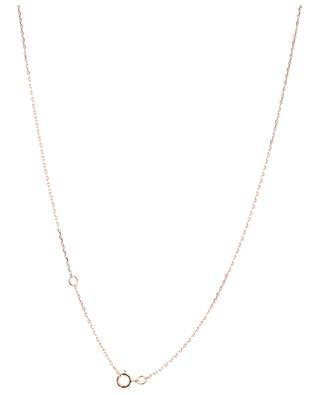 Halskette aus Gold mit Turmalin und Diamanten CELINE DAOUST