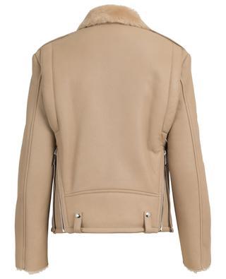 Shearling jacket BARBARA BUI