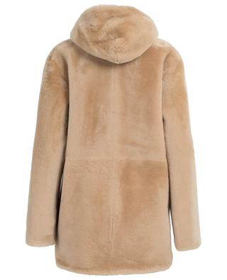 Reversible shearling coat BARBARA BUI