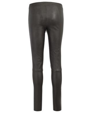 Rusto metallic leather leggings MAX ET MOI