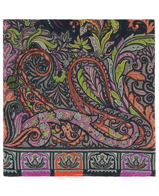 Bombay modal and cashmere shawl ETRO