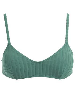 The Rachel bikini top SOLID & STRIPED