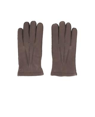 Deer skin gloves PIERO RESTELLI