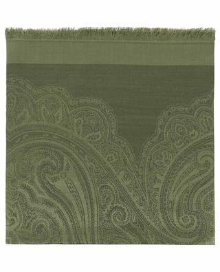 Silk and wool shawl ETRO