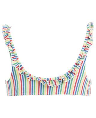 The Milly bikini top SOLID & STRIPED