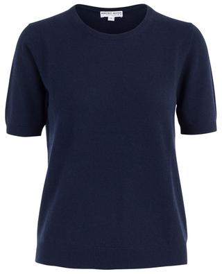 Short-sleeved cashmere jumper BONGENIE GRIEDER