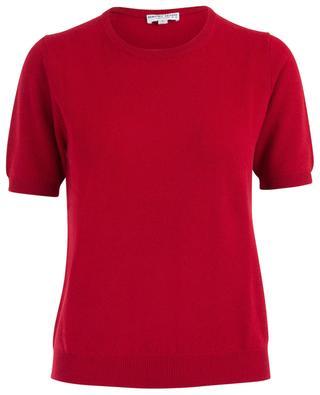 Short-sleeved cashmere jumper BON GENIE GRIEDER