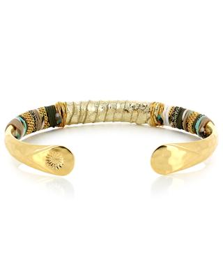 Massai gold plated bangle GAS BIJOUX