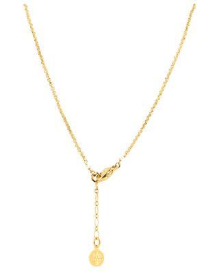 Poème gold plated necklace GAS BIJOUX