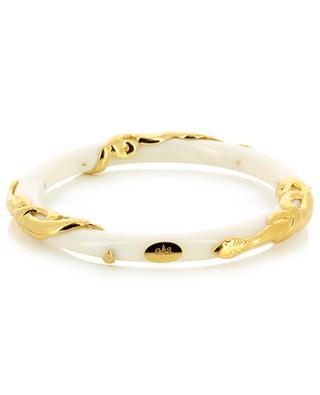 Cobra acetate bracelet GAS BIJOUX