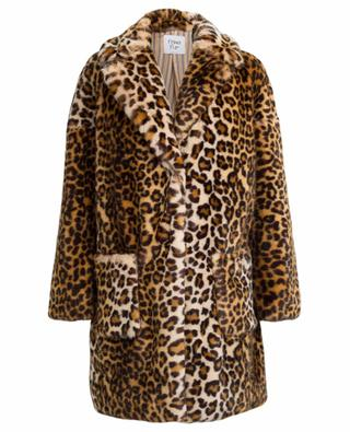 Faux fur coat FAKE FUR