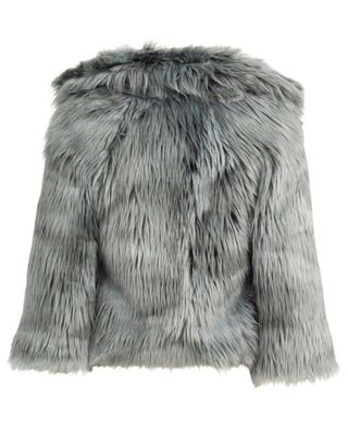 Faux fur jacket FAKE FUR