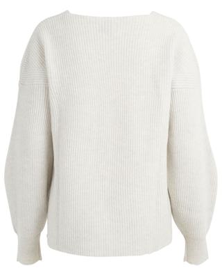 Pullover aus Wolle FINE EDGE