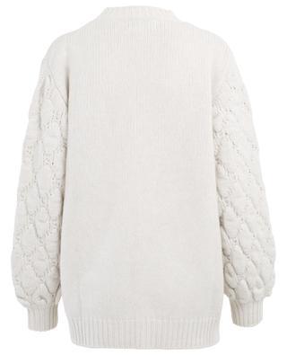 Pullover aus Schurwolle und Kaschmir FINE EDGE