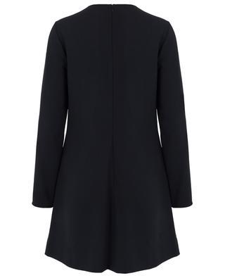 Robe courte en laine Lisabet VILSHENKO