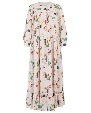 Kleid aus Seide Rebecca VILSHENKO