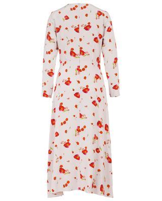Kleid aus Seide Romona VILSHENKO