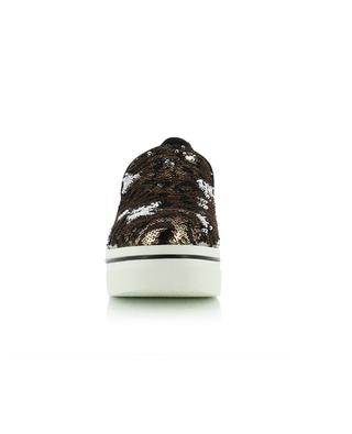 Sequined slip-on shoes STELLA MCCARTNEY