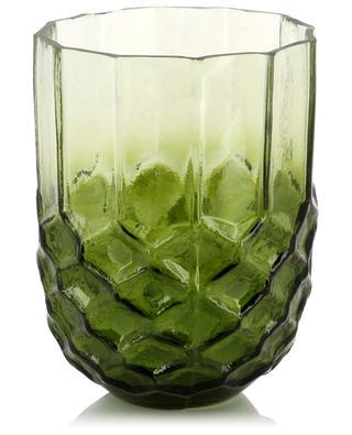 Photophore en verre Forges LIGHT & LIVING