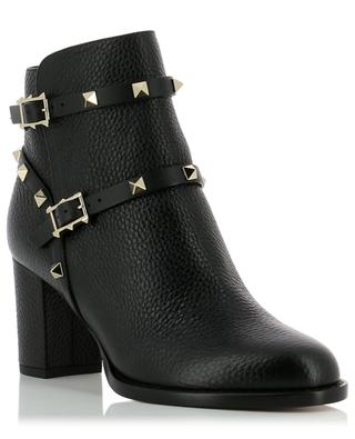 Rockstud leather ankle boots VALENTINO