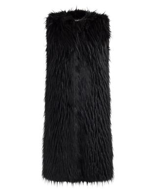 Chewbacca faux fur vest FUZZ NOT FUR