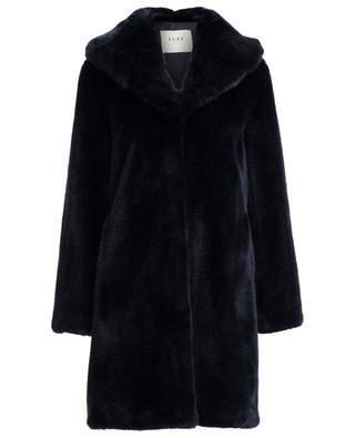 Mantel aus Kunstpelz Dark Knight FUZZ NOT FUR