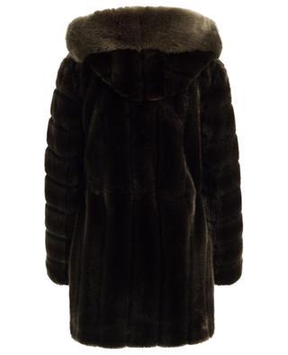 Mantel aus Kunstpelz Skatemoss FUZZ NOT FUR