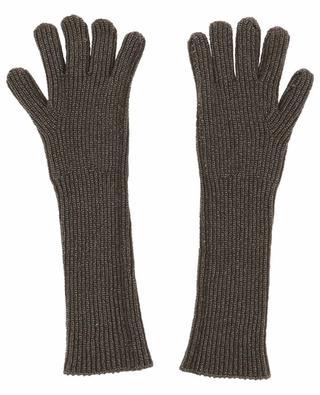 Cashmere blend gloves FABIANA FILIPPI