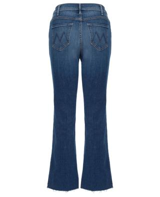 The Hustled cropped bootcut jeans MOTHER