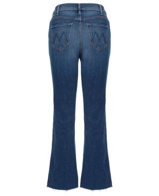 Gekürzte Bootcut Jeans The Hustler MOTHER