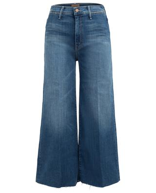 Jeans Swooner Crop Fray MOTHER