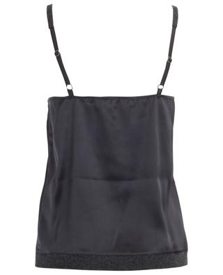 Silk strappy top FABIANA FILIPPI