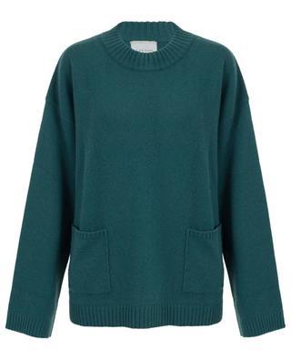 Lässiger Pullover aus Kaschmir FINE EDGE