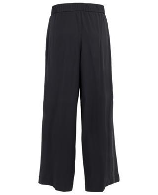 Silk and cashmere wide-leg trousers FABIANA FILIPPI