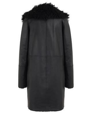Manteau réversible en peau lainée Love NOVE LEDER