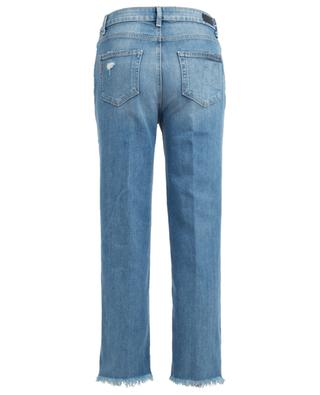 Sarah high rise straight jeans PAIGE
