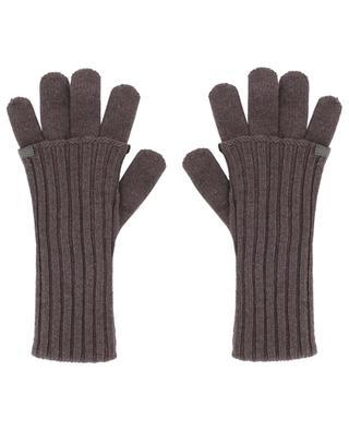 Wool, silk and cashmere gloves FABIANA FILIPPI