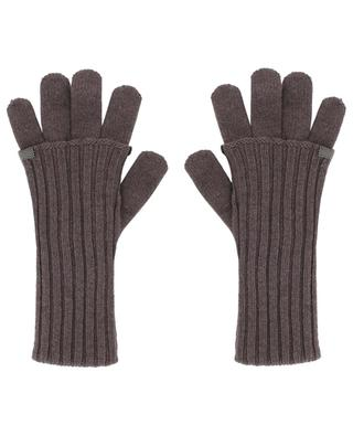 Wool, silk and cashmere gloves FABIANA FILIPPI
