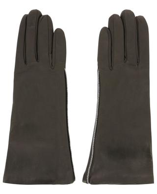 Leather gloves FABIANA FILIPPI
