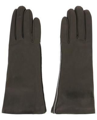 Leather gloves FABIANA FILIPPI
