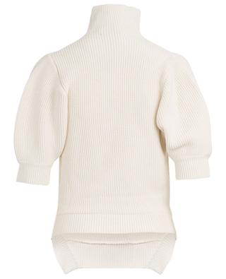 Cotton and wool jumper SELF PORTRAIT