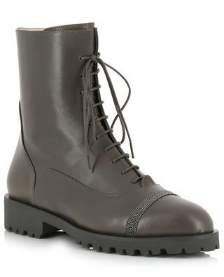 Ludovica leather ankle boots FABIANA FILIPPI