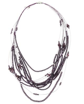 Halskette aus Kristallen Vera FABIANA FILIPPI